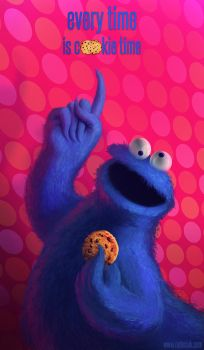 C is for Cookie! by vesner