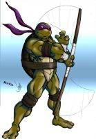 Donatello by AngelofHeaven13
