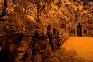Angkor Thom by Suppi-lu-liuma