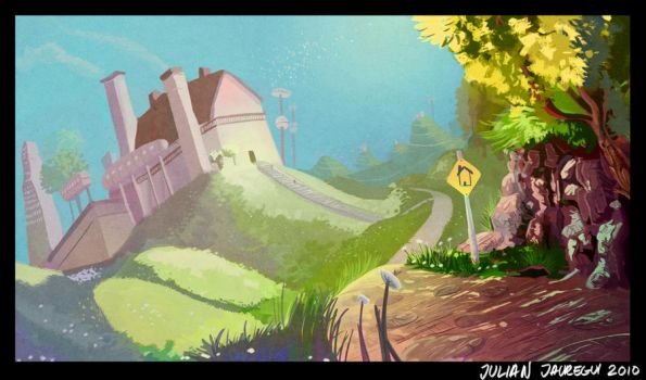 Darara's House Updated by toonimated