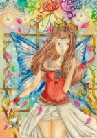 The Butterfly Princess by Gwendolyn12