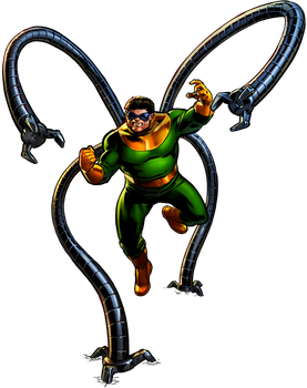 Doc Ock by alexiscabo1