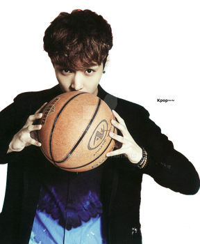 Exo Lay *RENDER* -2014- by K-popx3