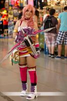 Serah Farron Final Fantasy XIII-2 cosplay by AsakuraYumiChan