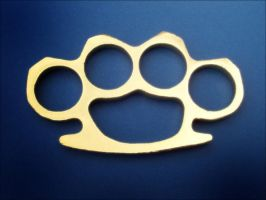 Brass Knuckles by Stab-D