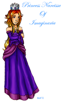 The Princess of Imaginaria by AwesomebyAccident