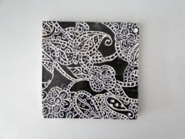 Victorian style tile by twinibird