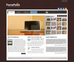 ForceFolio by mabucs