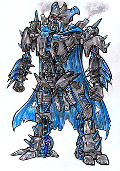 King Sekatala, Ruler of Spherus Magna (a request) by Vrahno