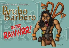 Bruho Barbero Rated Rawwr by Dinuguan