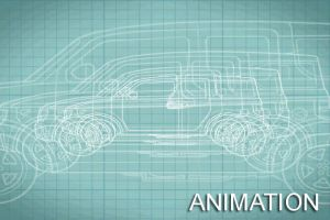 Honda Element Animation by kidoho