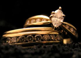 Wedding Rings by docscully