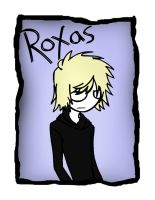 Roxas. by Slinkers