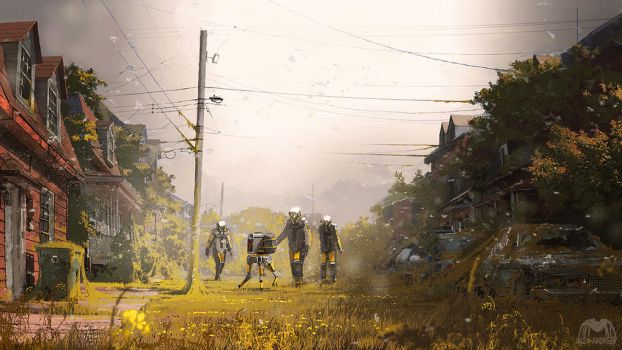 Roadside Picnic 02 by alexandreev