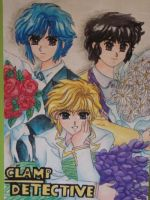 CLAMP DETECTIVE by Samy-Consu