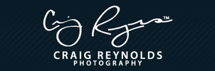 Reynolds Photography Logo by creynolds25