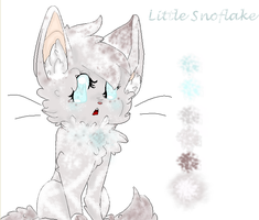 Winter Adopt -Closed by CloverPawIsHere