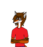 Me as a furry #2 by Alden-the-Fox