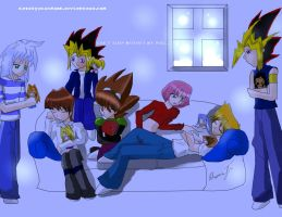 YGO-Cant sleep without my doll by KatsuyaCrimson