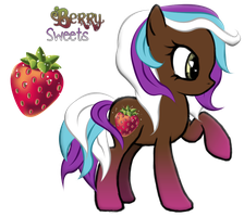 [Adoptable] : Berry Sweets (CLOSED) by Nattsu-San
