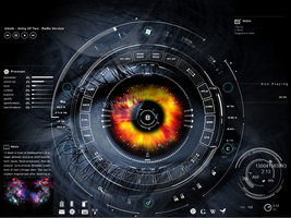 Eye theme by didag12