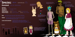 AA: Rem - species reference sheet by ThreeWayDart