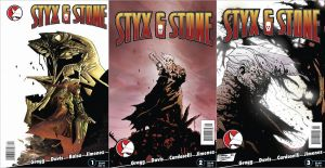 Styx and Stone_ Graphic novel by westwolf270