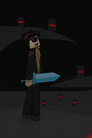 Bodil in Limbo by silverwing2254