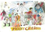Terry Gilliam homage by the-sketchman