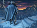 Game of Thrones: Night's Watch by PatrickMcEvoy