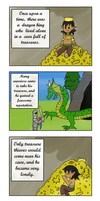 VDBiF 38 - The Lonely Dragon King by PuddingValkyrie