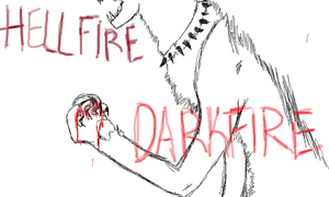 DarkFire by Furryfennec