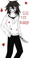 Jeff the killer by Deadlymolly