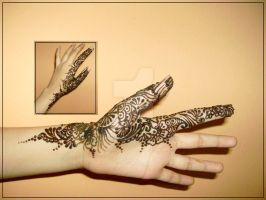 My Henna 18 by honeyness