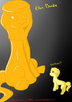 huge stephano pony by sonnio