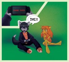 Game Over ? by Immah