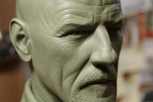 Heisenberg bust - detail by CG-imagery