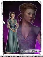 Game of Thrones - Margaery Tyrell by riccochet2005