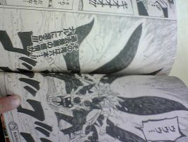 Naruto 437 spoiler pic by Thecmelion