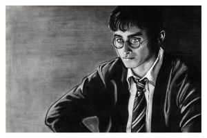 Harry's Dark Thoughts by sirideain