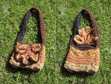 IVY BAG rusty by MademoiselleOrtie