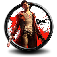 Devil may cry - DMC Icon by S7 by SidySeven
