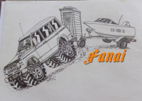 4  wheel Drive with everything 3 by fanai59