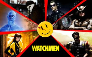 Watchmen Desktop by dt42