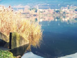 Lago Iseo-Italy by 050595