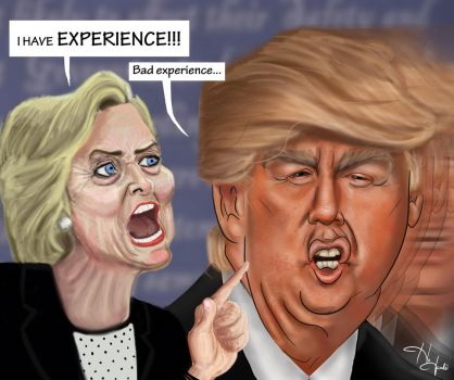 Political Experience by HJacobi
