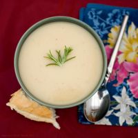 Apple and Parsnip Soup by Sato-photography