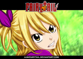 Lucy Heartfilia - AFTER by AJM-FairyTail