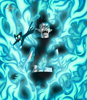 Blue Exorcist by ioshik