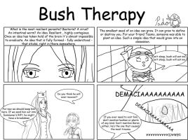 LOL - Bush Therapy by IceNinjaX77